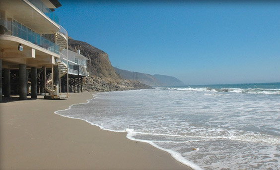 Malibu coast for Malibu mansions for rent