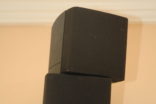 Bose speaker system