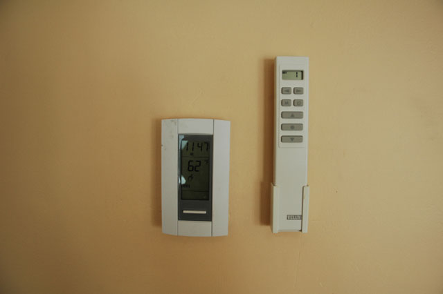 Heater/Skylight Remote control