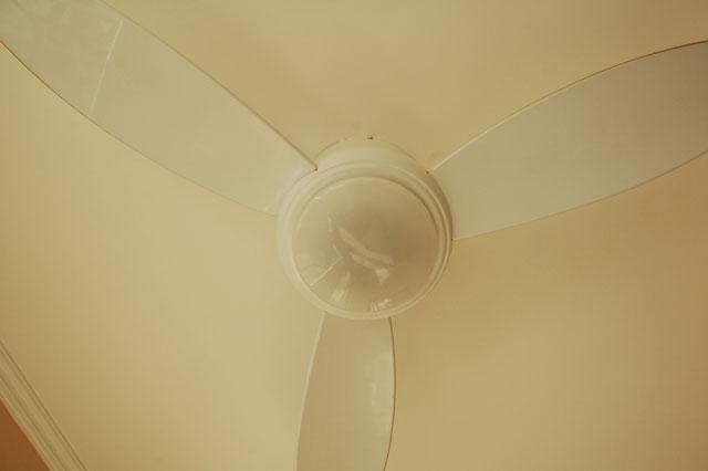 Hi tech ceiling fan
